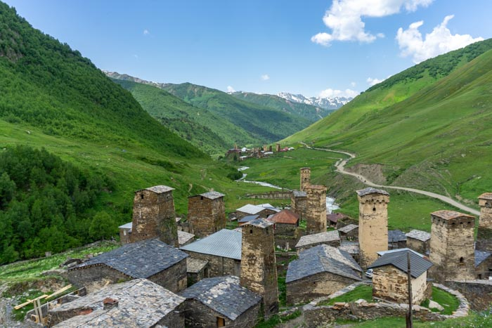 Ushguli is the highlight of many itineraries in Georgia