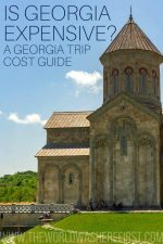Is Georgia Expensive? A Georgia Trip Cost Guide