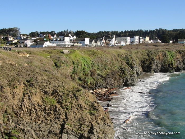 Mendocino: Stop on the SF to Seattle Drive