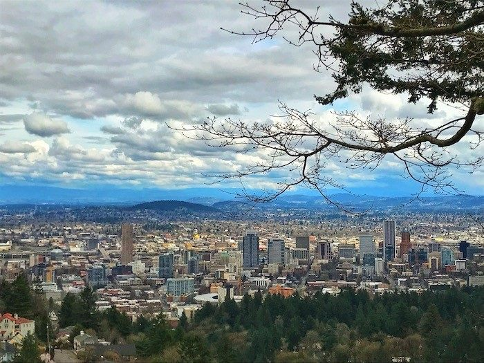 Portland: Stop from San Francisco to Seattle