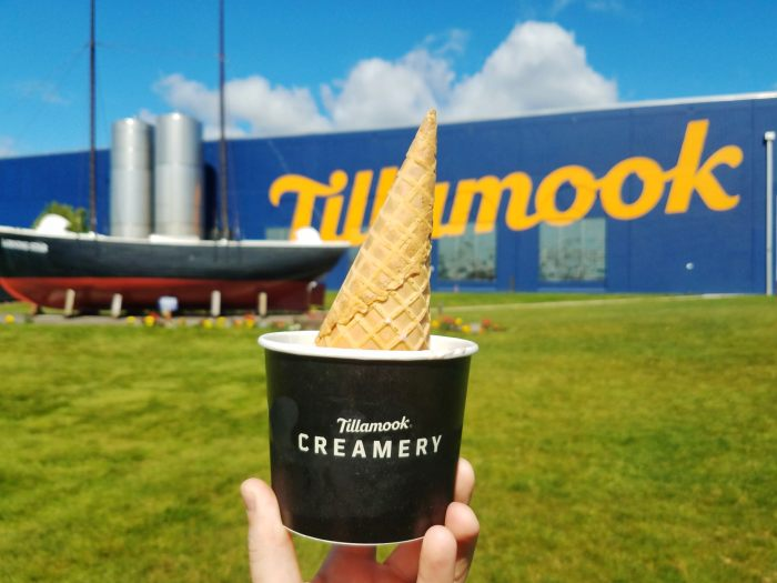 Tillamook: Stop on SF to Seattle Drive