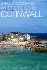 What to See and Where to Go in Cornwall