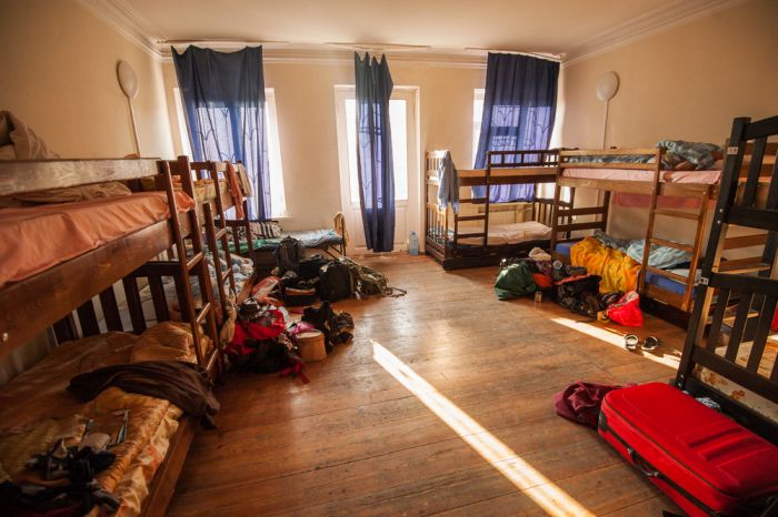 you can use your worldpackers discount code to volunteer in hostels