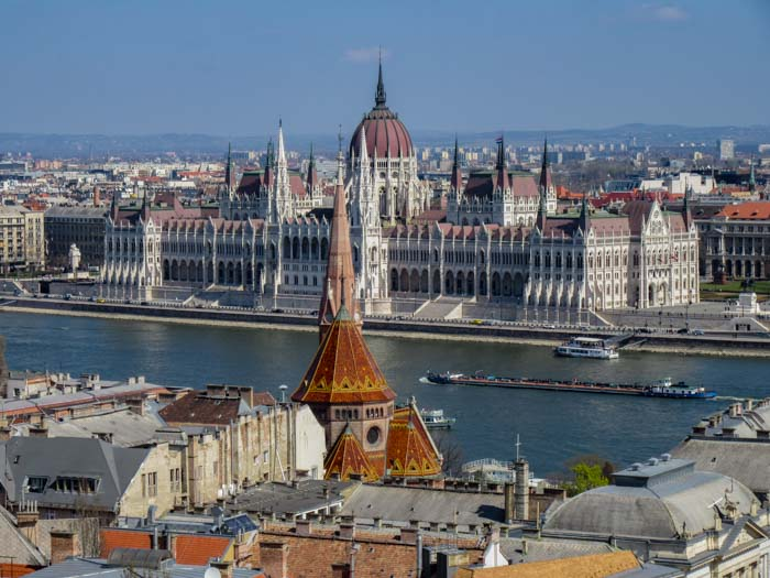 Many people add on Budapest to a Balkans itinerary