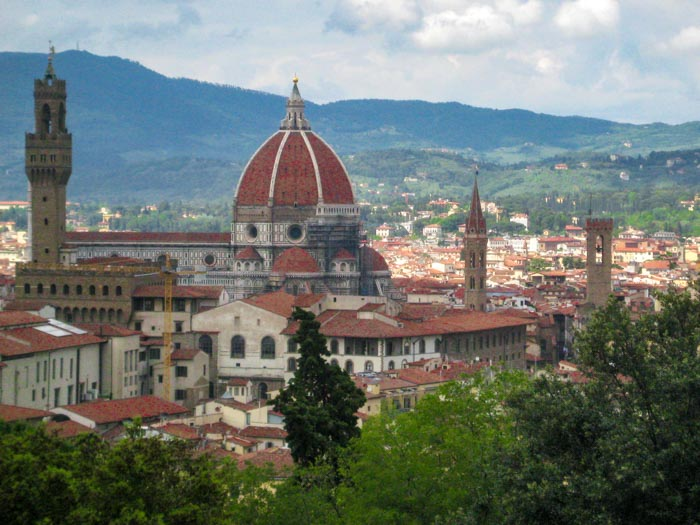 Day trips from Bologna