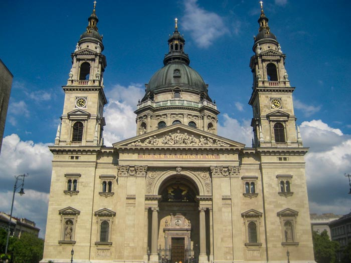 St Stephen's Basillica