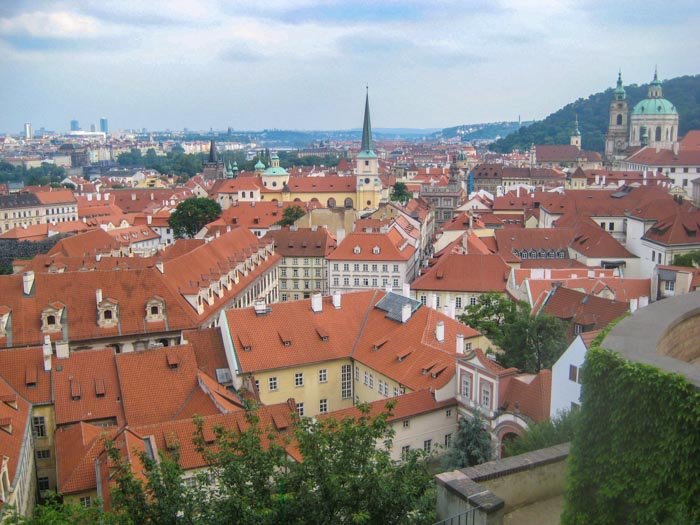 The beautiful city of Prague is included on most 2 week central europe itineraries