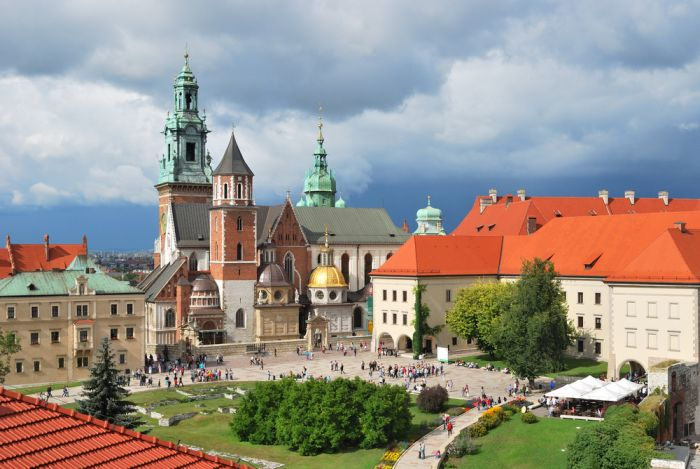 Krakow is a must visit on any central Europe itinerary