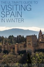 The Ultimate Guide to Visiting Spain in Winter