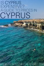 Is Cyprus Expensive? A Guide to Prices in Cyprus