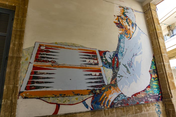 finding street art is a great thing to do in Nicosia