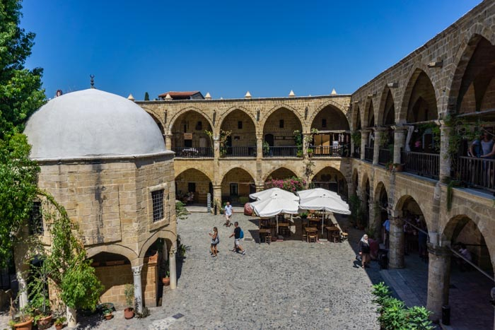 Buyuk Han is one of the best things to see in Nicosia