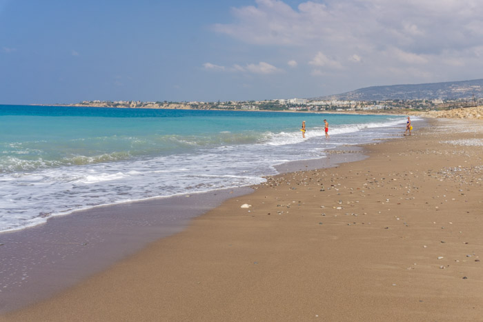 Potima Beach in Paphos