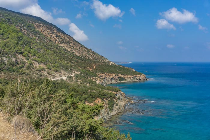 Akamas Peninsula is a great day trip from Paphos