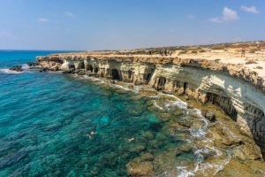 Sea Caves in Ayia Napa is worth adding to your Cyprus itinerary