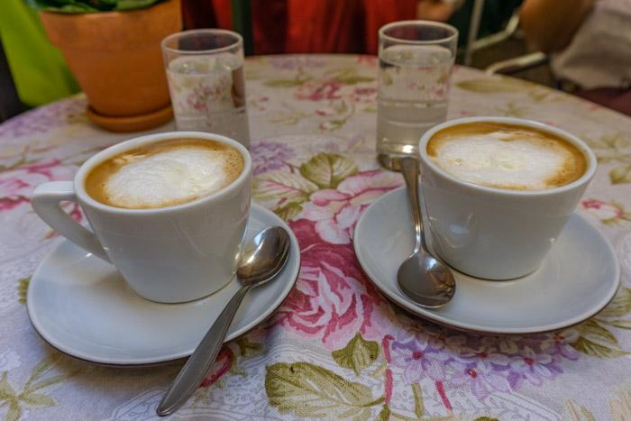 A coffee break is a must when visiting Graz