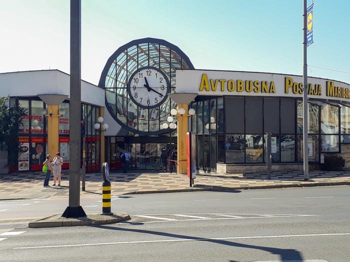 Maribor Bus Station