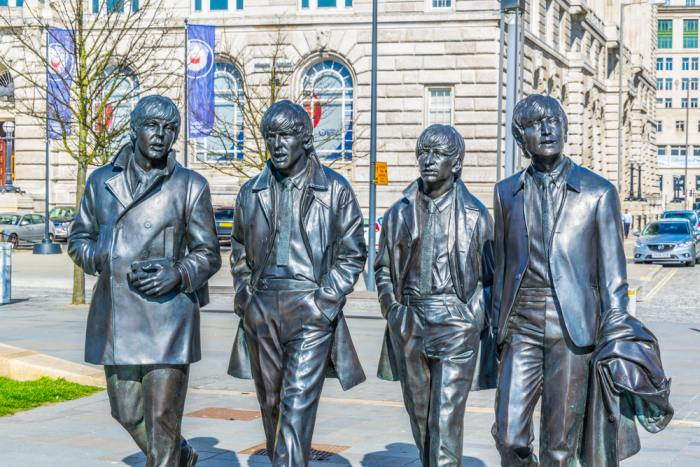beatles history is a must on any liverpool itinerary