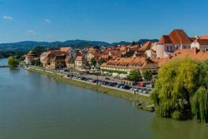 Maribor view
