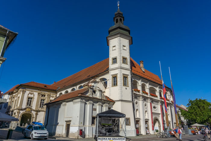 Maribor Regional Museum is a great thing to do in the city
