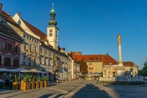 Glavni Trg - Maribor's Main Square