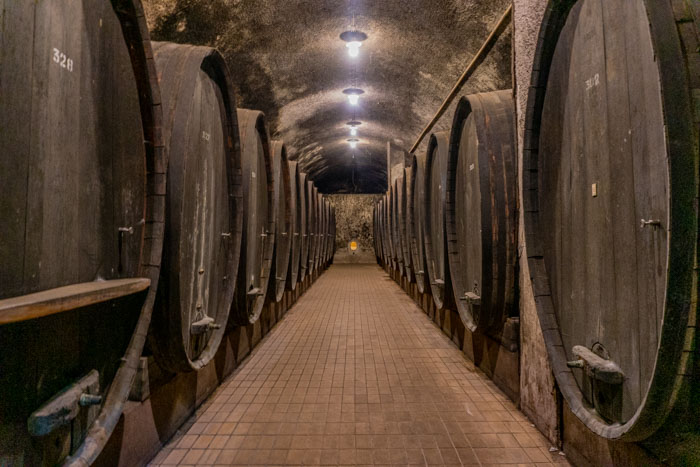 Vinag Wine Cellar is a great place to visit for wine lovers