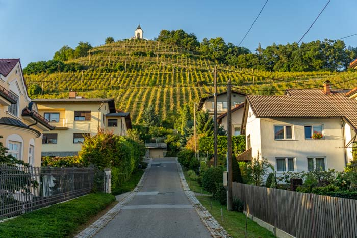Climbing Pyramid Hill is a great thing to do in Maribor