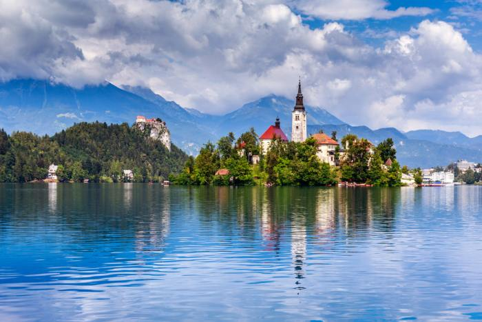 Beautiful Lake Bled
