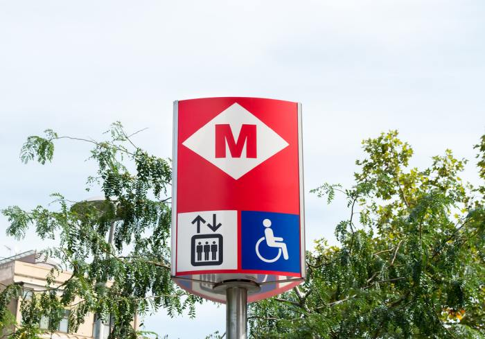 Using the metro is a great option in Barcelona