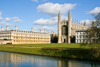A Cambridge Day Trip from London On A Budget