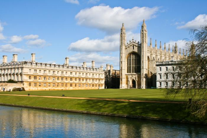Kings College Chapel in Cambridge - a great day trip on your seventh day in London