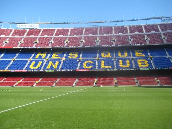Visiting Camp Nou can make visiting Barcelona more expensive