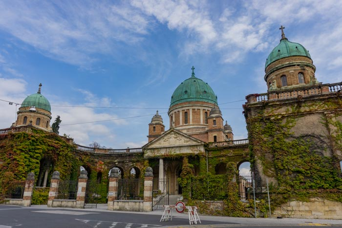 Mirogoj Cemetery is worth adding to your Zagreb itinerary