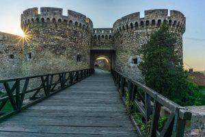 Zindan Gate @ Kalamegdan Fortress