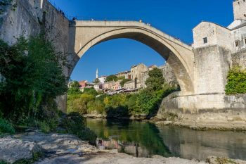 How to Get from Sarajevo to Mostar by Bus, Train, Car or Tour