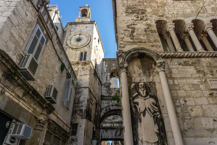 Historic Streets of Split