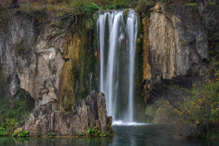Take the time to visit Upper Lakes during your Plitvice Lakes day trip!