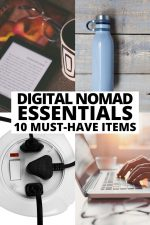 Digital Nomad Essentials: 10 Must-Have Items