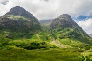 See the mountains is one of the best things to do in Glencoe