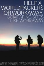 HelpX, Worldpackers or Workaway: Comparing Sites Like Workaway