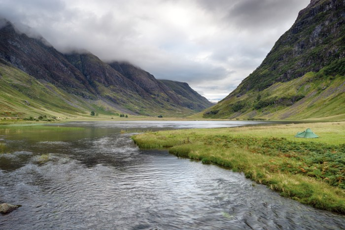 Loch Achtriochtan is a great starting point for your Fort William & Glencoe Itinerary