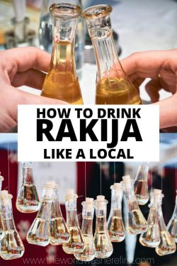How To Drink Rakija