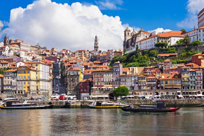 Iconic Buildings of Porto