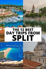 12 Best Day Trips from Split, Croatia