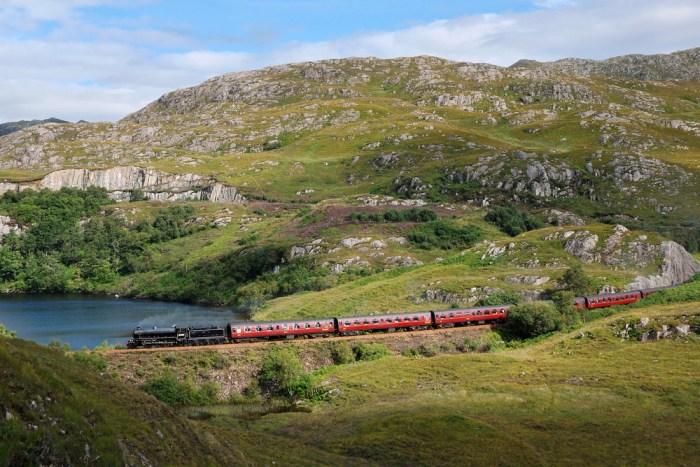 Harry Potter Steam Train is one of the most popular things to do near Fort William