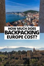 How Much Does Backpacking Europe Cost in 2020?