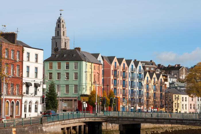 St Patrick's Quay in Cork