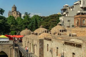 Where to Stay in Tbilisi Old Town: Near the Sulphur Baths!