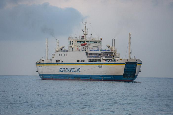 Malta to Gozo Ferry