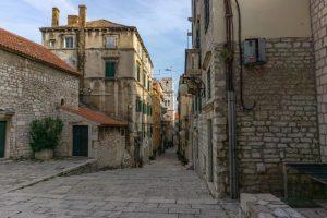 Sibinek is a popular day trip from Split
